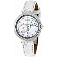 Tissot Flamingo Ladies Watch (Silver)
