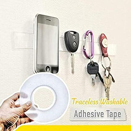 Thethan Multifunctional Double-Sided Adhesive Tape Traceless Washable Tapes