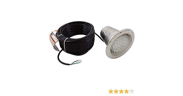 Pentair 050860100 120V Swimquip Underwater Swimming Pool//Spa Light 100/' Cable
