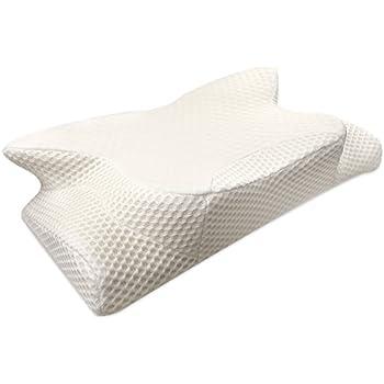 Amazon Com Maxchange Cervical Pillow Memory Foam Contour