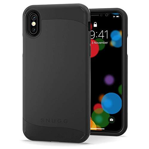 SNUGG iPhone Infinity Case Black