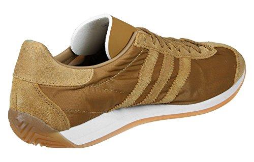 Adidas COUNTRY OG Herren Sneaker Gold, 39 1/3