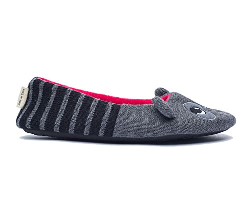 femme pour Ofoot Chaussons Ofoot Chaussons pour XRR4qgY