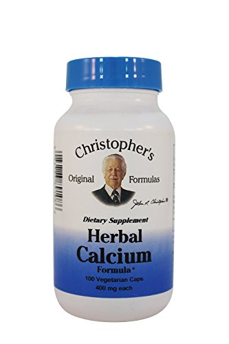 Herbal Calcium 100 CAP, pack of 4
