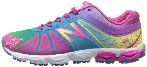 888098069747 - New Balance KJ890 Grade Lace-Up Running Shoe (Big Kid),Rainbow,3.5 M US Big Kid carousel main 4