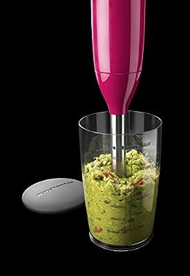 KitchenAid KHB1231 2 Speed Hand Blender Cranberry Electric
