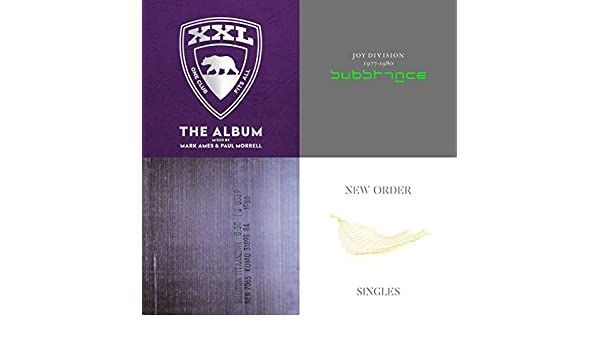 Best of New Order & Joy Division by Joy Division, Electronic ...