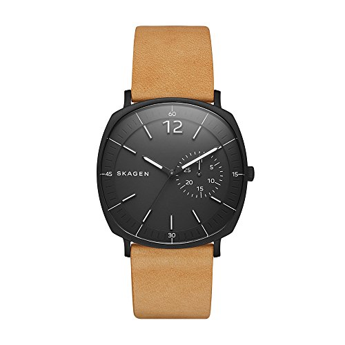 skagen-mens-skw6257-rungsted-light-brown-leather-watch