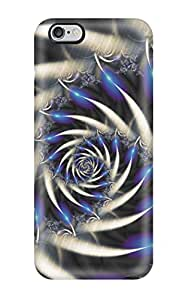 New Style Tpu 6 Plus Protective Case Cover/ Iphone Case - Fractal
