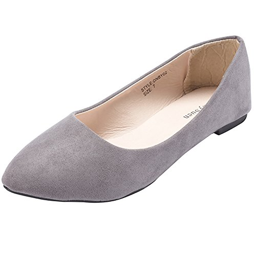 luckysuen-womens-pointy-toe-ballerina-suede-flat-shoes-11-bm-us-grey
