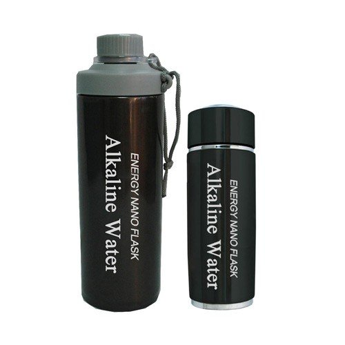 Portable Alkaline Wasserionisierer / Energy Bottle mit Koffer Home Care Wholesale GCM-317