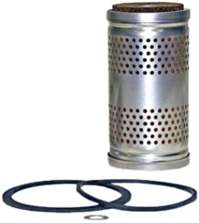 51155 Heavy Duty Cartridge Fuel Metal Canister Pack of 1 WIX Filters