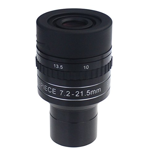 Price comparison product image Solomark Planetary 1.25 Inch 7.2-21.5mm Zoom Telescope Eyepiece