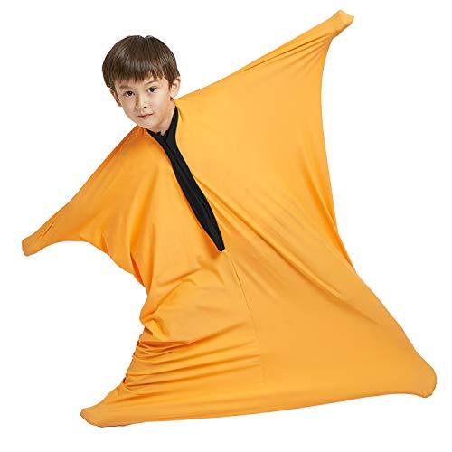 Body Pod - Body Sock,Sensory Sack for Kids,Sensory Sock (9-15 Years Old) Large 56