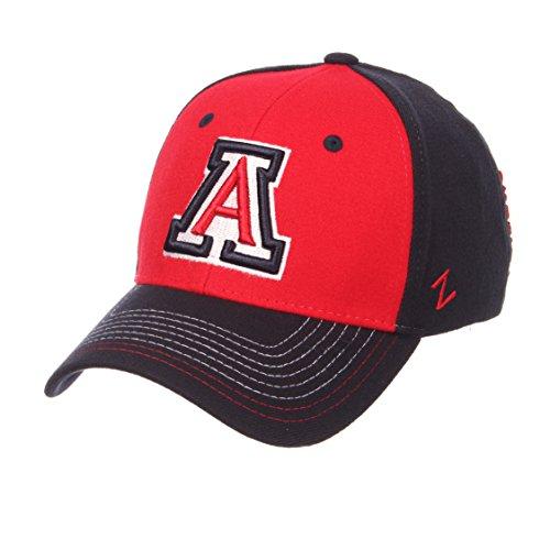 (NCAA Arizona Wildcats Men's Stitch Hat, Medium/Large, Team)