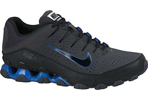 Nike Mens Reax 8 Tr Cross Trainer Antracite / Nero Militare Blu