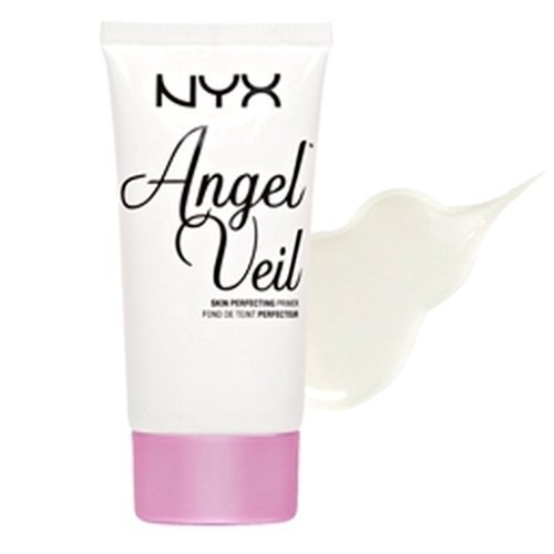 Cosmetics Veil - NYX PROFESSIONAL MAKEUP Angel Veil Skin Perfecting Primer, 1.02 Ounce