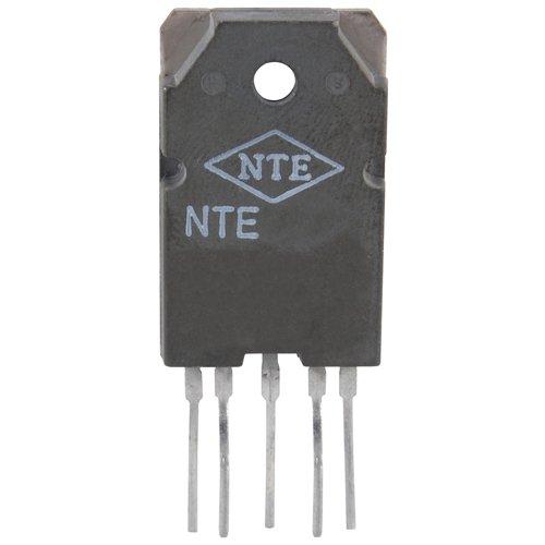 NTE Electronics NTE1778 TV Fixed Voltage Regulator Integrated Circuit, 135VTYP, 1 Amp, 5-Lead SIP