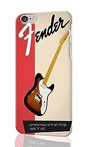 Fender All Things Rock N Roll Custom Diy Unique Image Durable 3D Samsung Galxy S4 I9500/I9502 - 5.5