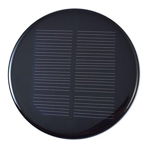 round solar panel - 2