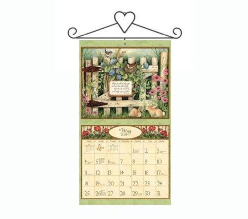 (Heart Calendar Holder)