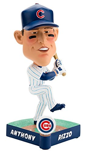 Chicago Cubs Rizzo A. #44 Caricature Bobble