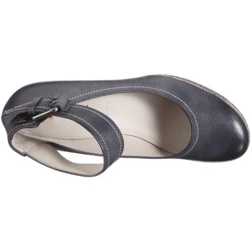 Vestir Para Gmbh Fashion Zapatos Högl 1 104120 Mujer Shoe Azul Cuero De qSn6wa