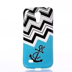 QHY Samsung S4 Mini I9190 compatible Graphic Silicone Back Cover
