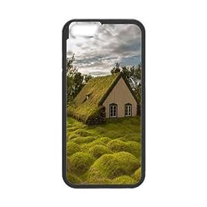 IPhone 6 Plus Cases Church Iceland, IPhone 6 Plus Cases Church, [Black]