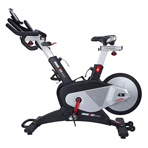Diamondback Fitness 1260Sc Studio Cycle, Commercial Grade Rear Wheel Magnetic Resistance Spin Bike ()