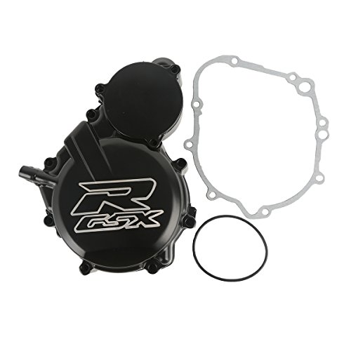 XFMT Left Engine Stator Crankcase Cover Compatible with Suzuki GSXR 600 GSX-R750 2006-2019 2009 2007