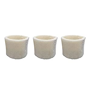 Humidifier Filter Replacement for Sunbeam Holmes Type D (3-Pack)