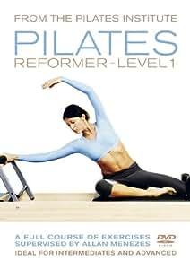 Pilates - Reformer - Level 1 [DVD] [Reino Unido]