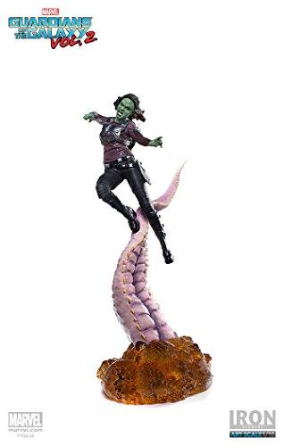 "41rdSIIKNeL Gamora ""Guardians of the Galaxy Vol. 2"" Iron Studios Battle Diorama Series 1/10"