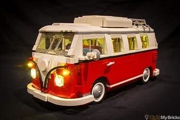 motorized lego forum mod camper volkswagen technic index van