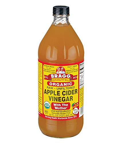 Bragg Organic Miracle Cleanse Apple Cider Vinegar– Made with ACV, Honey, Lemon Juice & Cayenne - USDA Certified Organic – Raw, Unfiltered All Natural Ingredients