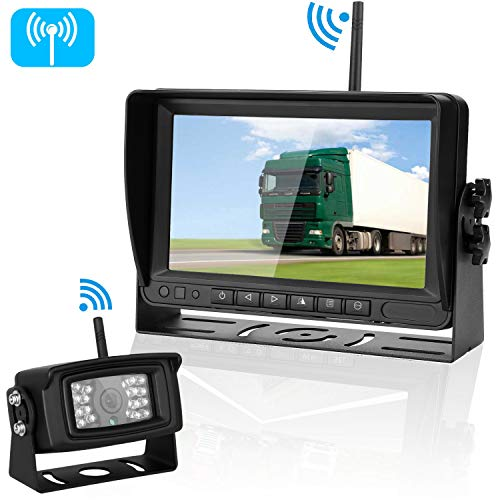 wired backup camera systems - 8