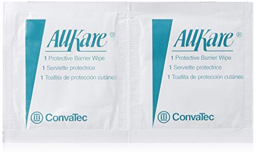 AllKare Protective Barrier Wipe - 50 Pack by Convatec Inc