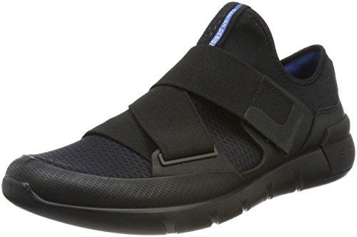 X Black Sneaker Herren Black Ecco Cross Schwarz FnqganSH