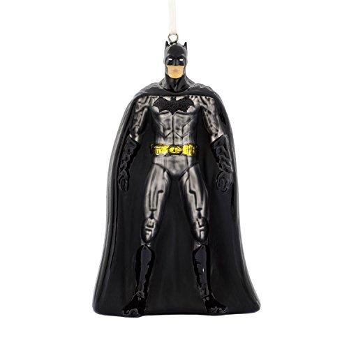Hallmark DC Comics Batman Blown Glass Christmas Ornament (Gifts For Christmas Bros)