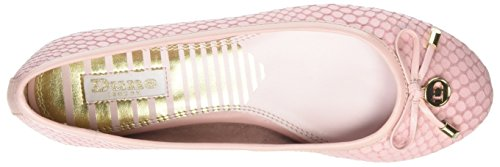 Dune Women's Hardy Closed Toe Ballet Flats Pink (Pink) FWccG4