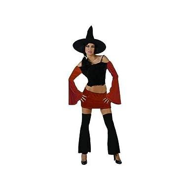 Disfraces Disfraz bruja sexy: Amazon.es: Ropa y accesorios