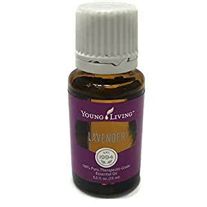 Lavender 15ml  Essential Oil by Young Living Essential Oils