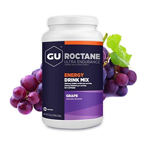 Cytomax Drink Fruit - GU Energy Roctane Ultra Endurance Energy Drink Mix, Grape, 3.44-Pound Jar