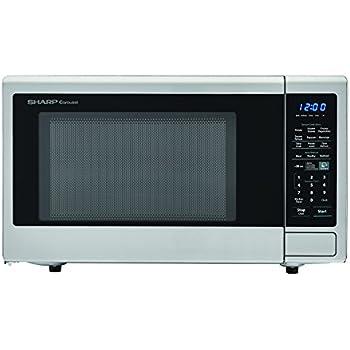 Amazon Com Sharp Microwaves Zsmc1842cs Sharp 1 100w