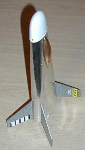 Quest M2Q2 model rocket kit