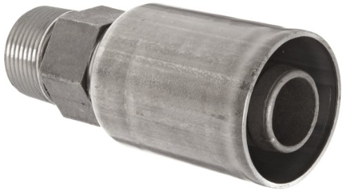Plated Steel 3//4 x 3//4 0.75 ID 3//4 x 3//4 0.75 ID Campbell Fittings SM-1212 Barbed Hose