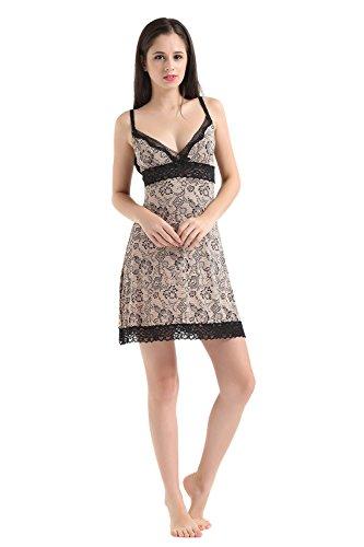 Vokul® - Pijama - para mujer C-Apricot small