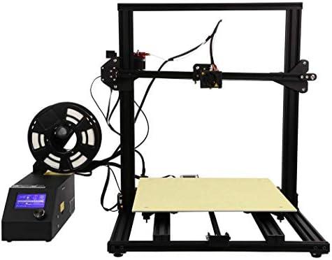 WSHZ Impresora 3D Nueva versión, FDM extrusor, con Construir ...