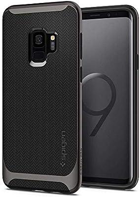 Spigen® [Neo Hybrid Funda Galaxy S9 con Protección Flexible del ...